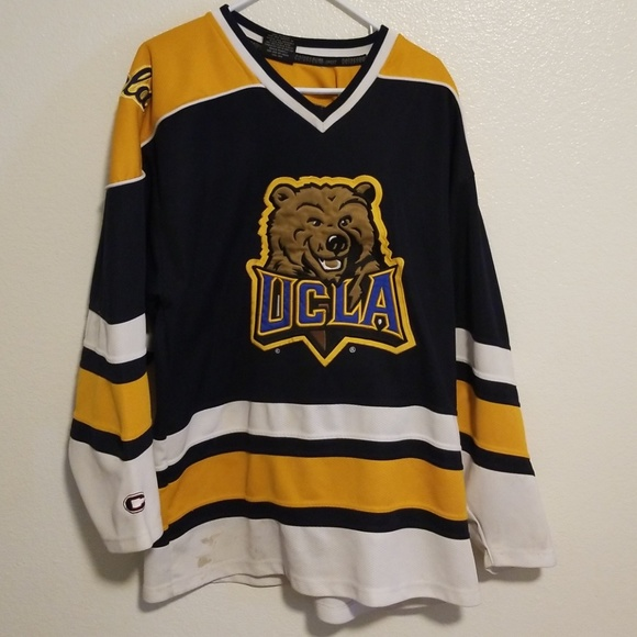 4b809b0bf36 Colosseum Other - UCLA Bruins hockey Jersey
